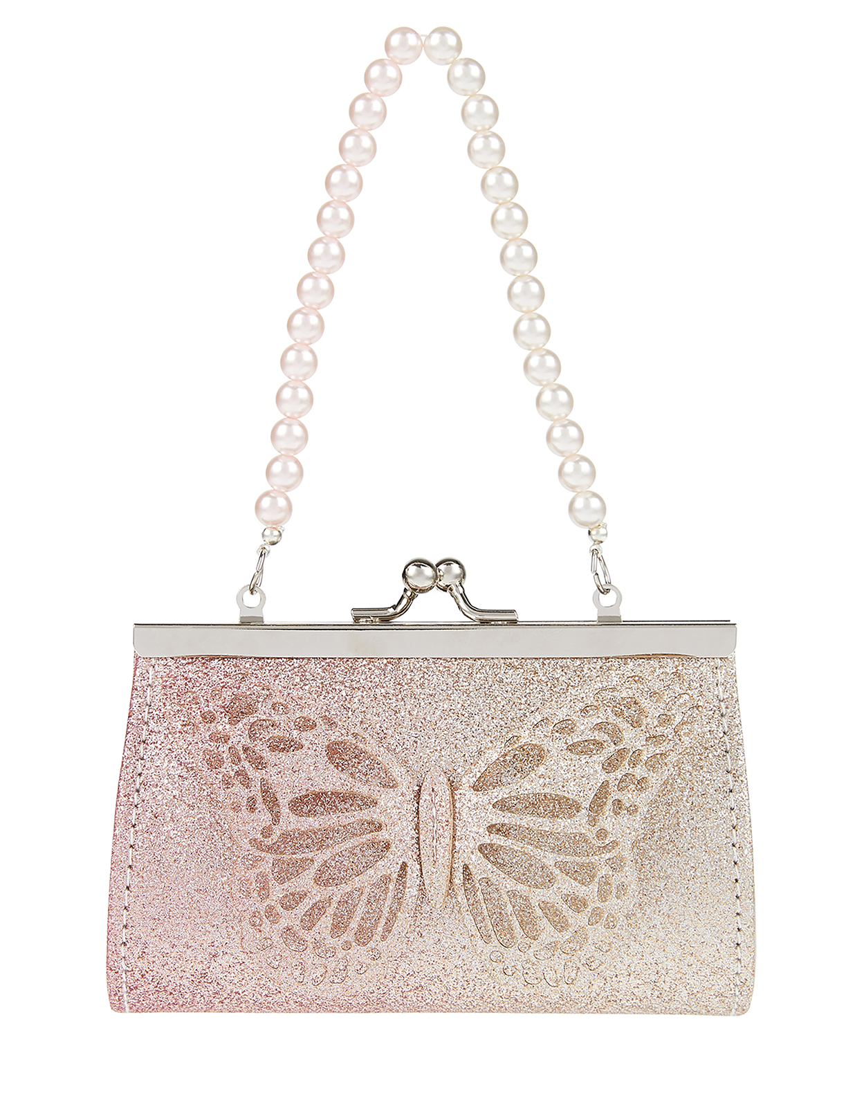 Monsoon Flutter Ombre Butterfly Mini Bag