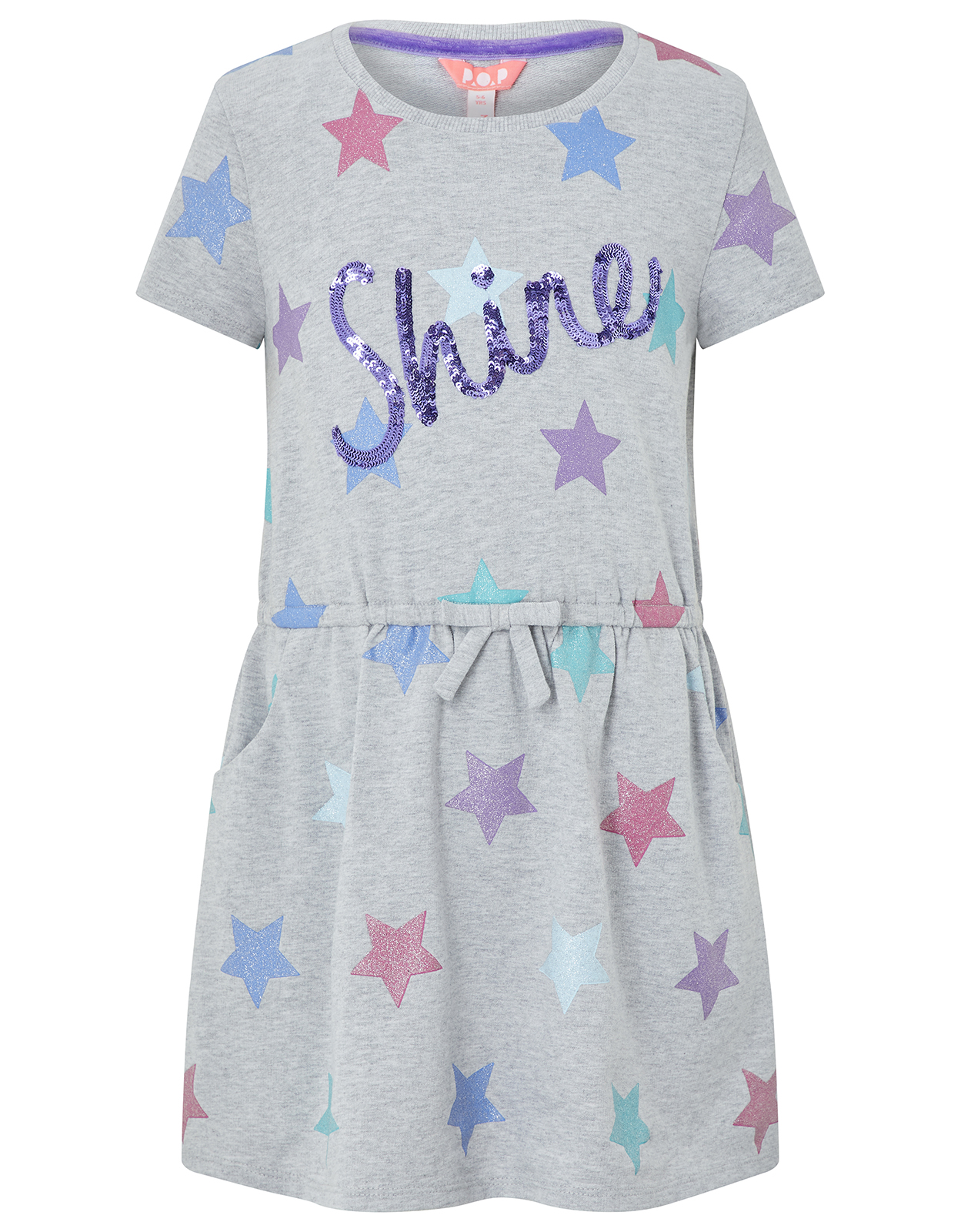 Monsoon Shine Sweat Dress