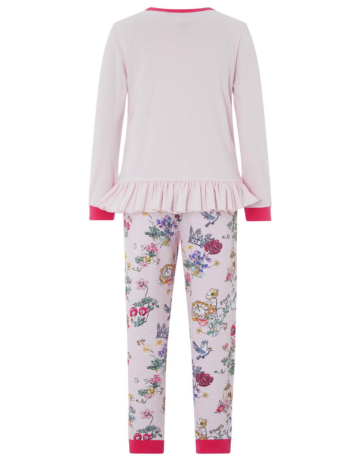 Monsoon Avery Jersey Pyjama Set