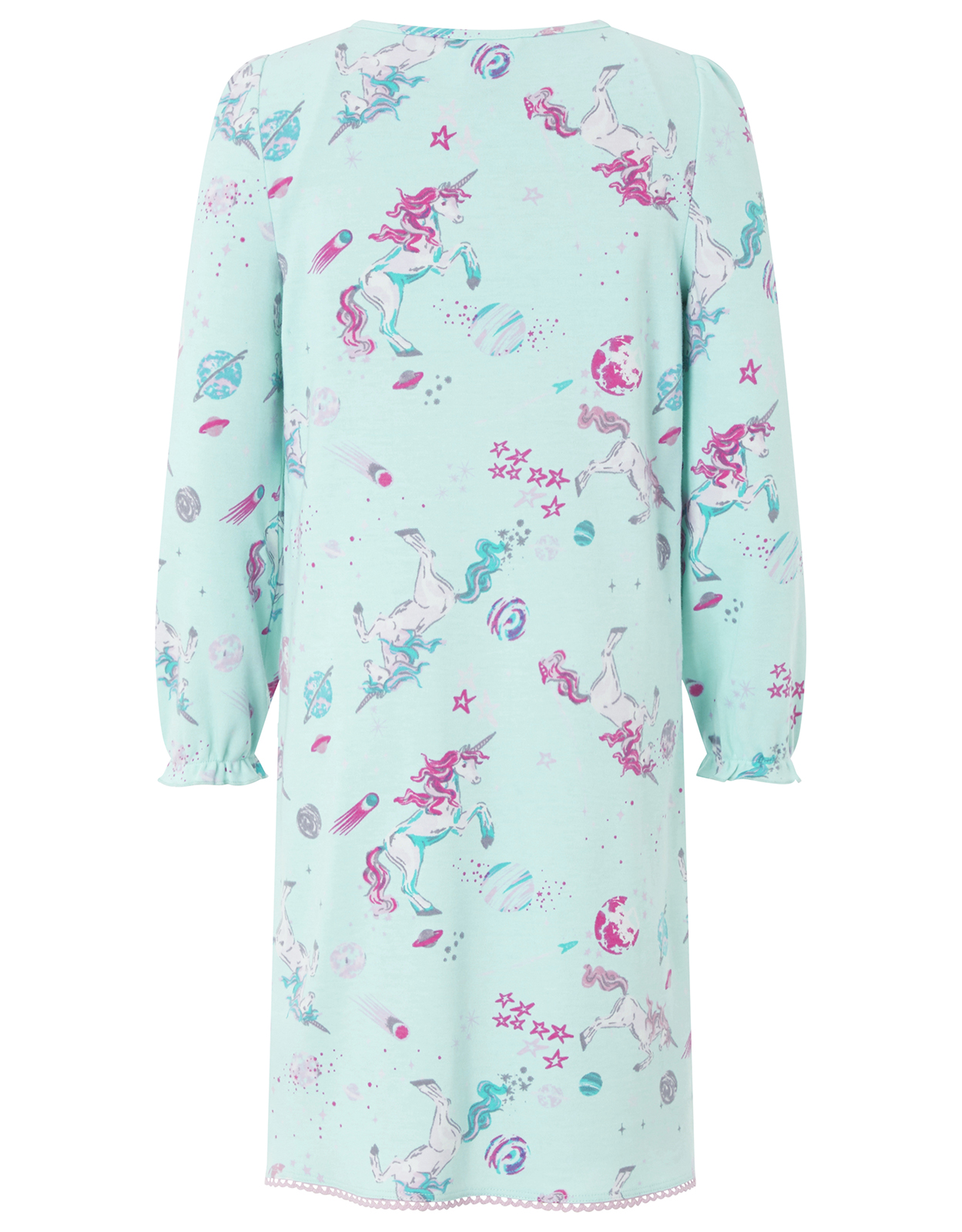 Monsoon Veronica Unicorn Nightdress