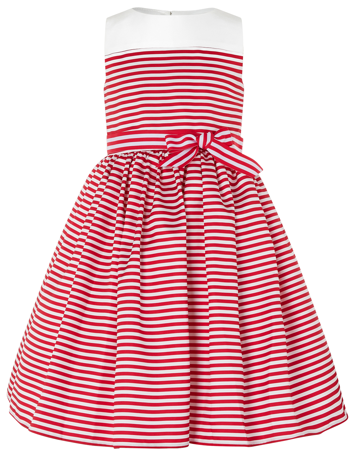 Monsoon Dove Pinstripe Dress