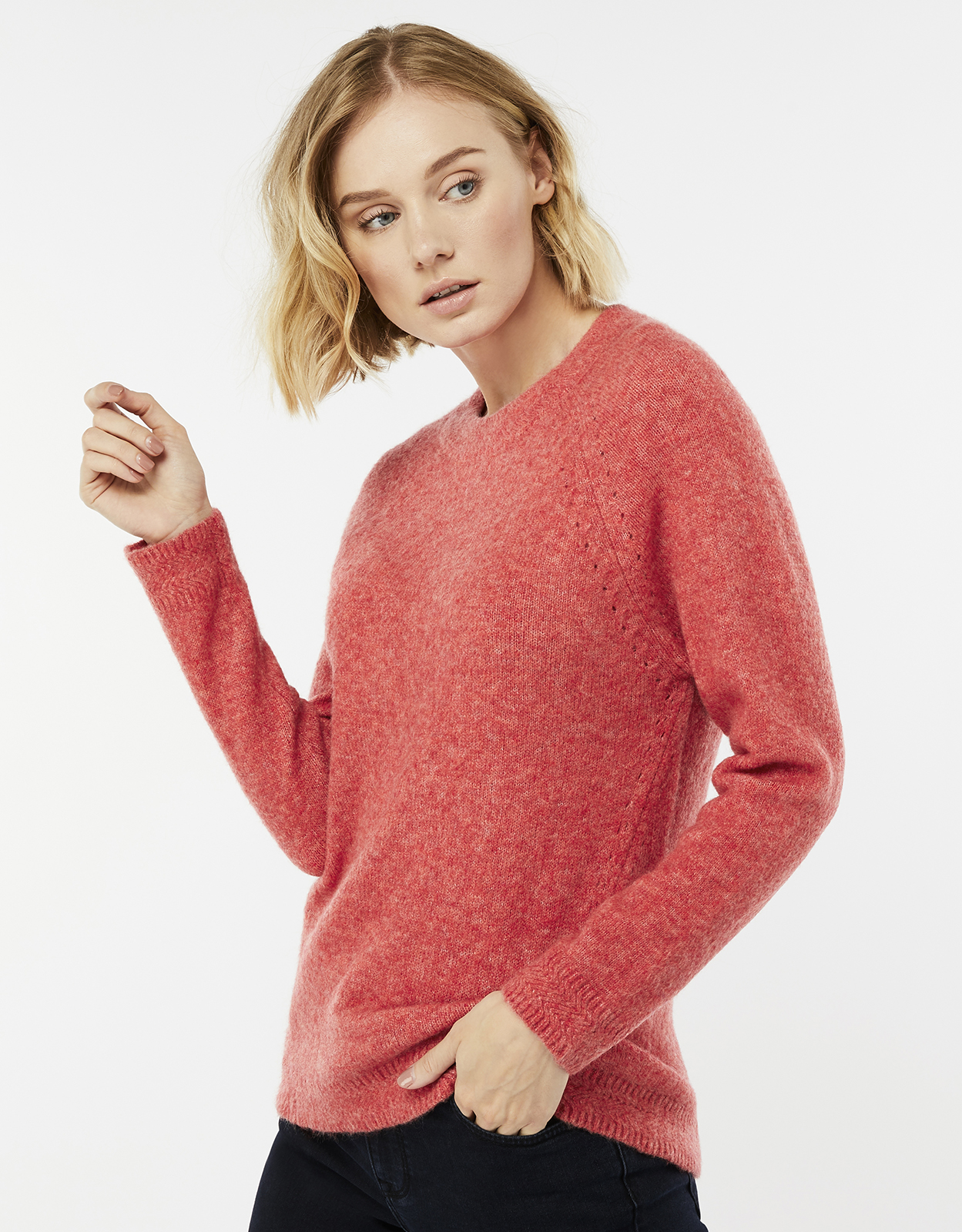 Monsoon Cassie Casual Compact Jumper