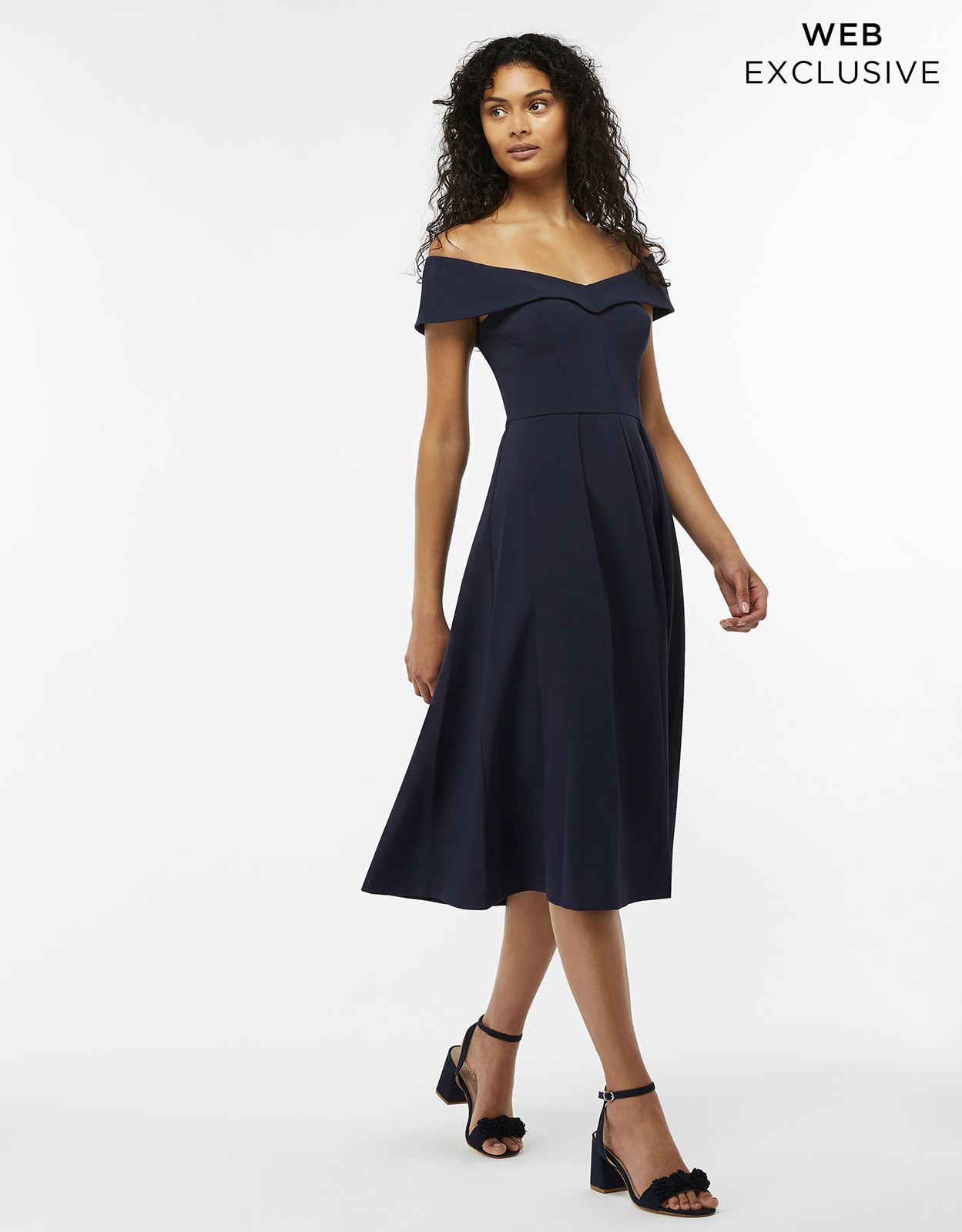Monsoon Vivienne Bardot Dress