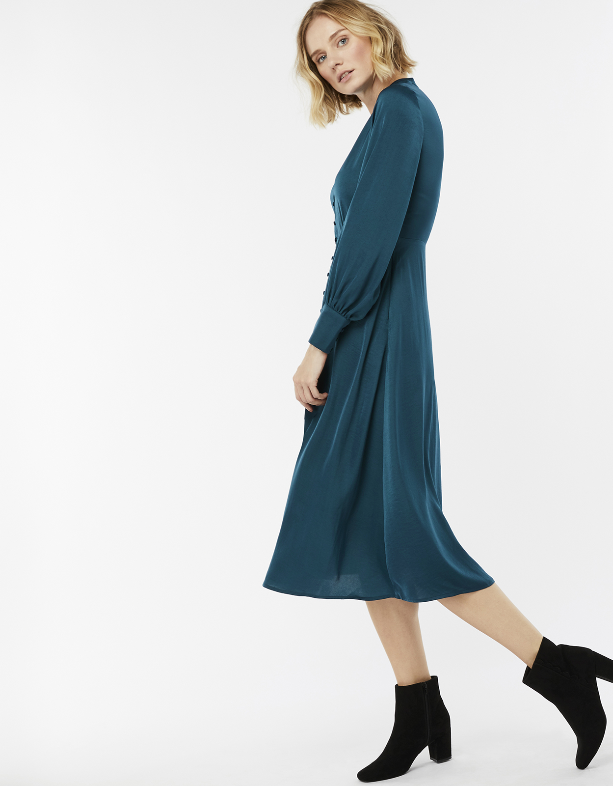 Monsoon Skyler Midi Dress