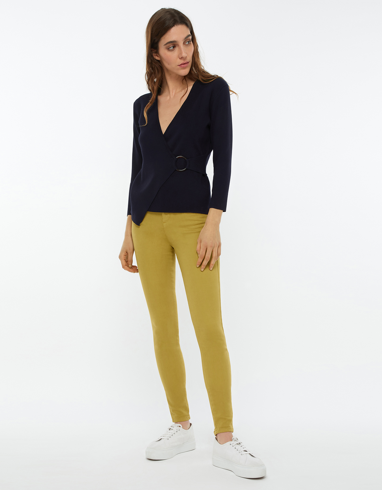 Monsoon Nadine Regular Over Lap Pocket Jeans