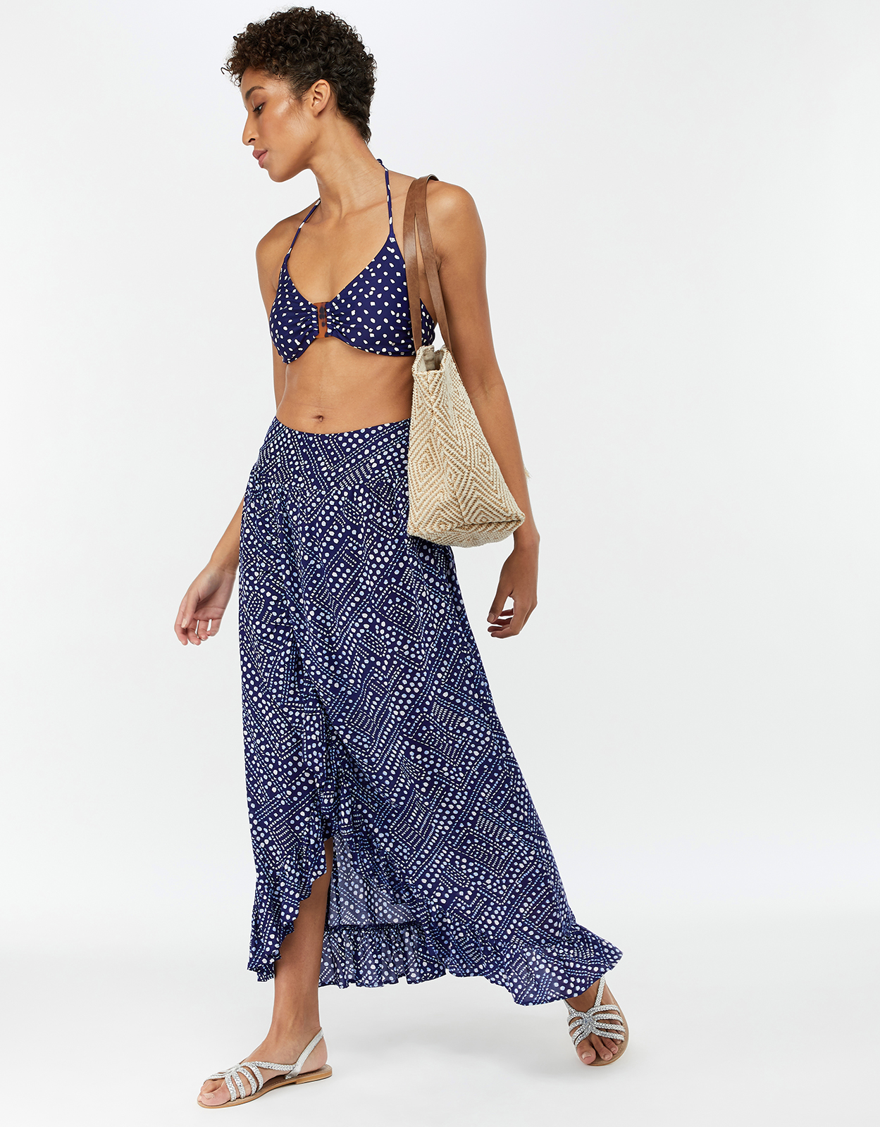 Monsoon Candice Skirt